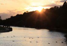 The River Thames at Caversham