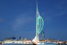 Portsmouth Harbour – Spinnaker Tower